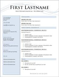 ... What Is A Cv Resume 11 Free Template 205 ...