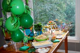 Jungle Decoration Jungle Theme Party Decorations For Adults Decorating Of Party