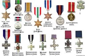 British Medals War Medals British Medals Military
