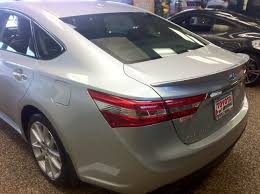 Trunk Spoiler - Toyota Nation Forum : Toyota Car and Truck Forums