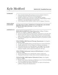 Graduate Student Resume Unique Graduate School Resume Example Research Assistant Resume Example