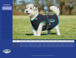 Pet Size Charts