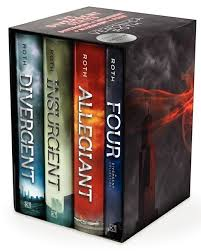 divergent series ultimate four book box set enlarge book cover