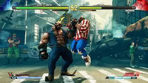 street fighter v screenshots videogamer com