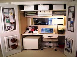 office at home.  Home Office At Home 7 Fancy Ideas Small Built In Designs With C