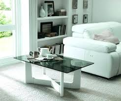 italian glass coffee table italian style glass coffee table