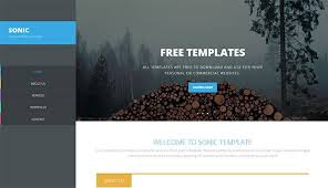 Dreamweaver Website Templates Adorable 48 Free Dreamweaver Templates Designscrazed