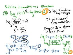 most viewed thumbnail solving logarithmic equations
