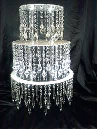 3 tier chandelier cake stand chandelier cake stand fresh best unique cake stands and separators images