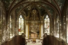 la chapelle de la. Urbex - Chapelle De La Rose 15 2