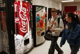 Vending Machines In Schools Classy Texas Considers Bringing Soda Machines Fryers Back To Schools The