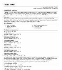 Respiratory Therapist Resume Sample Elegant Speech Pathology Resume