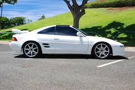 Toyota MR2 (2nd Gen): Toyota's foray into the world of mid-engine ...