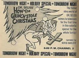 How the Grinch Stole Christmas! (TV special) - Wikipedia