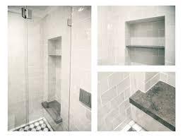 master bathroom shower tile. Master Bath Using Tiepolo Ceramic Tile And Limestone Shower Bench Bathroom L