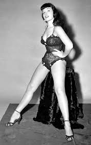 116 best Bettie Page images on Pinterest