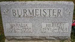 Herbert Burmeister (1893-1964) - Find A Grave Memorial