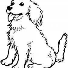 Small Picture Dog Coloring Pages Fanzdvrlistscom Dog adult