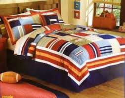73 best Quilts for Guys images on Pinterest | Patchwork quilting ... & Patchwork Quilt & Sham Set|Boys Bedding Adamdwight.com