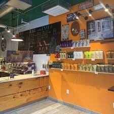 Indigo coffee shop, 8 st. Check Out The Best Coffee Shops Around Boston Right Now