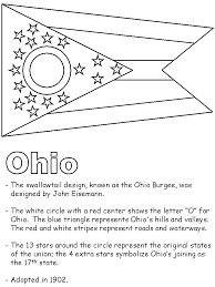 Small Picture Ohio State Flag