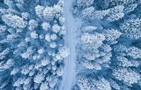 Wallpaper Nature, Winter, Landscape ...