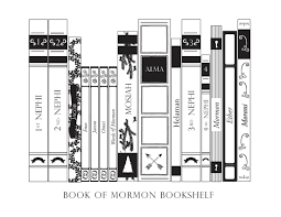 Small Picture Book of Mormon Bookshelf THE MORMON HOME