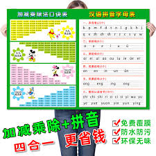 The international phonetic alphabet (ipa) is very important for learners of english because english is not a phonetic language. Usd 6 49 Addition Subtract 99 Multiplication Method Divided Mouth Tips Table Hanging Drawing Paper Phonetic Alphabet Sound Mother Spelling Full Table Wall Paste Wholesale From China Online Shopping Buy Asian