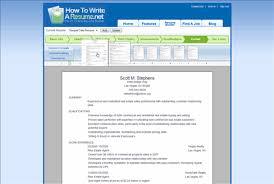 Free Management Resume Builder