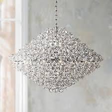 essa 31 12 wide crystal pendant chandelier vienna spectrum and spectrum chandeliers