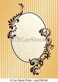 Vintage frame design oval Simple Vintage Oval Sepia Frame Csp3196140 Can Stock Photo Vintage Oval Sepia Frame Elegant Frame Design Inspired By Victorian