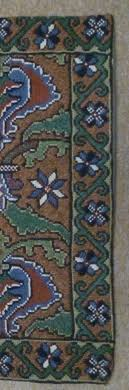 antique swedish cross stitch no 234