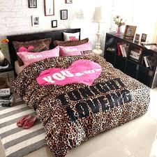bedding sets animal print pink brand bedding leopard romantic logo bedding sets pink brand bedding leopard bedding sets animal print leopard