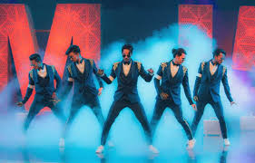 Dance Group Indian Dance Group Mj5 Tribute To Michael Jackson