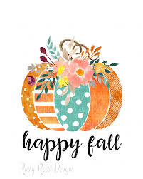 Fall Sublimation Designs Happy Fall Png Fall Sublimation Designs Downloads Fall