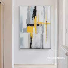framed wall art modern abstract art