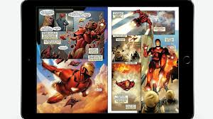 Image result for comic books on scribd
