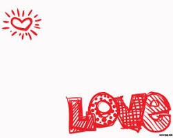 Love Power Point Background Free Valentines Day Powerpoint Template With Love Drawings