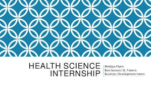 Health Internship Powerpoint