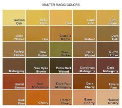 Umber Color Chart Masters Magic Burnt Umber Pigmented Marker