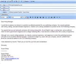 writing resume mail sending your resume and cover letters via email how to write a resume email