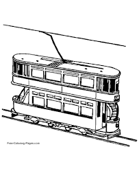 Download your favorite toys and start toy coloring and tracing pages contain a variety of toys in transportation (boat, truck, car, etc.), animals. Train Coloring Pages