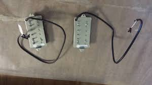 fs dimarzio at andy timmons model paf master pickup set 120 shipped in the us