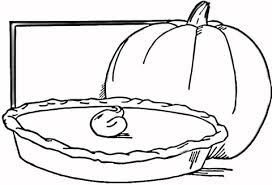 Small Picture Pumpkin Pie coloring page Free Printable Coloring Pages