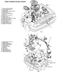 1987 mazda b2200 radio wire diagram b2600 wiring diagrams