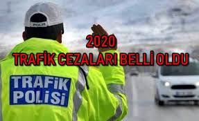 trafik cezaları 2020 ile ilgili görsel sonucu