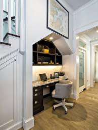 office under stairs. 15 Space Saving Under Stairs Home Offices You Need To See Office O