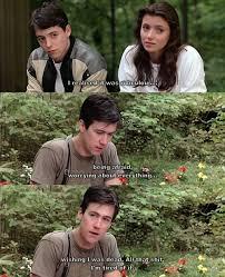 Ferris Buellers Day Off ^ On We Heart It Mesmerizing Ferris Bueller Quote