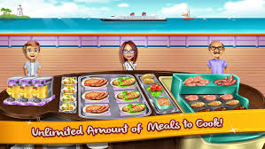 fast food maker cruise ship cooking restaurant super star master chef sea food