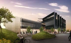 Design Concept For Commercial Building Design Concepts Tauranga Campus Development History